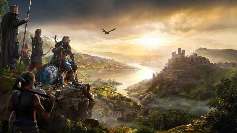 Assassin's Creed Valhalla Téléchargement